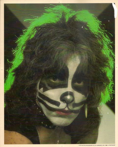 Photo - KISS Army  - Peter Criss 2