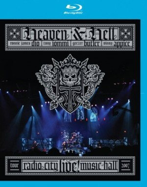 """""""Live At Radio City Music Hall"""" [Blu-ray] by Heaven & Hell"""