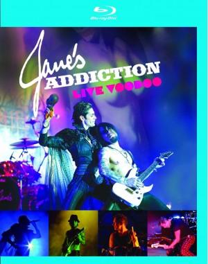"""Live Voodoo"" [Blu-ray] by Jane's Addiction"