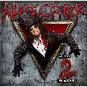 """Welcome 2 My Nightmare"" by Alice Cooper"
