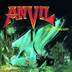 """""""Past & Present Live"""" by Anvil"""