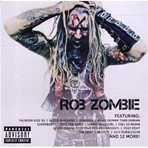 """""""Icon"""" (2CD) by Rob Zombie"""
