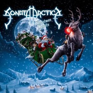 """Christmas Spirits"" (Single) by Sonata Arctica"