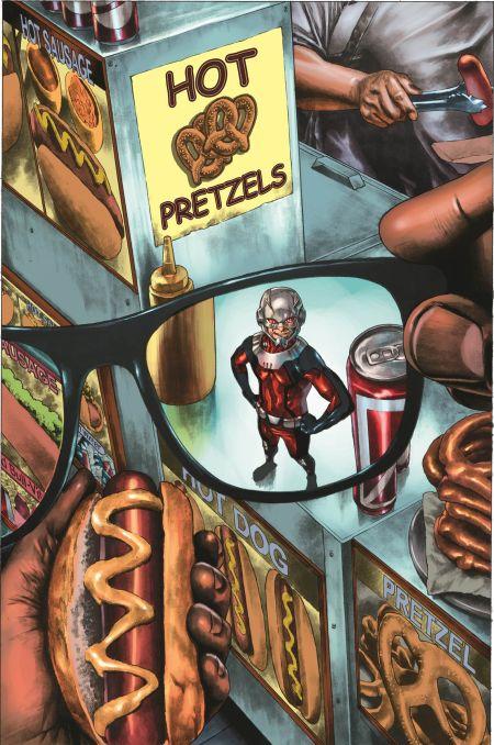 Comic - Ant-Man 5 - NYC 2015