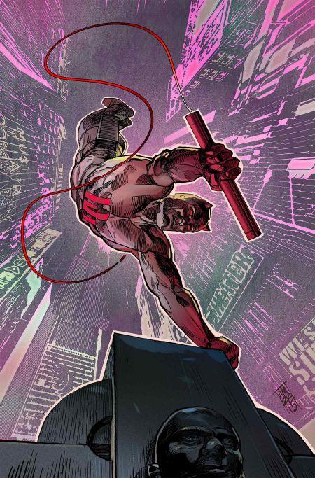 Comic - Daredevil 16 - NYC 2015