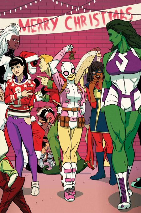 Comic - Gwenpool Special 1 - 2015