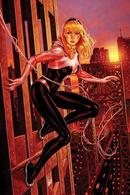 Comic - Spider-Gwen 4 - NYC 2015