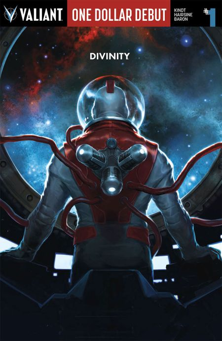 """One Dollar Debut """"Divinity"""" #1"""