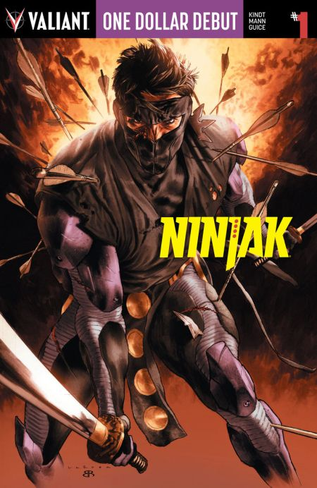 "One Dollar Debut ""Ninjak"" #1"