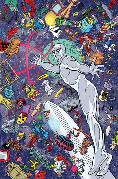 """Silver Surfer"" #1"