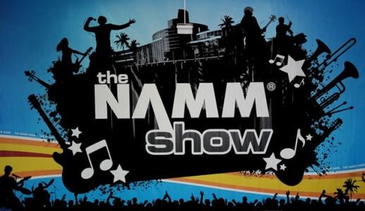 Logo - NAMM Show