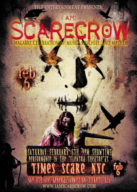 Poster - I Am Scarecrow