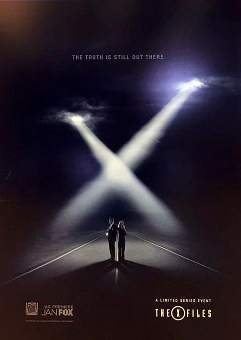 Poster - X Files - S10 - 2016