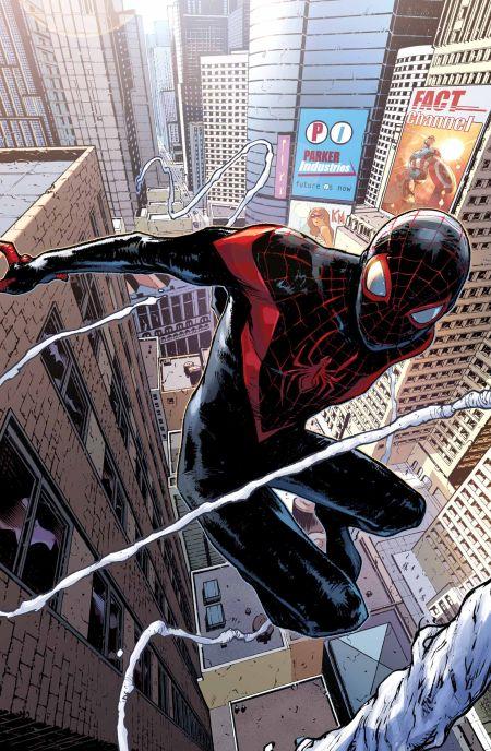 """""""Spider-Man"""" #1"""