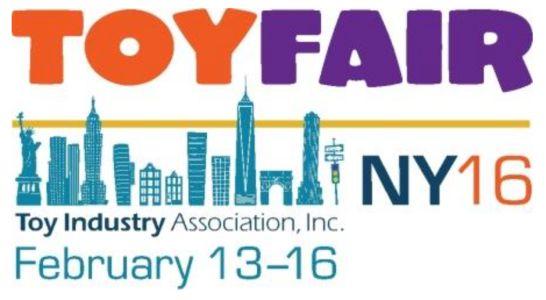 Logo - Toy Fair - 2016