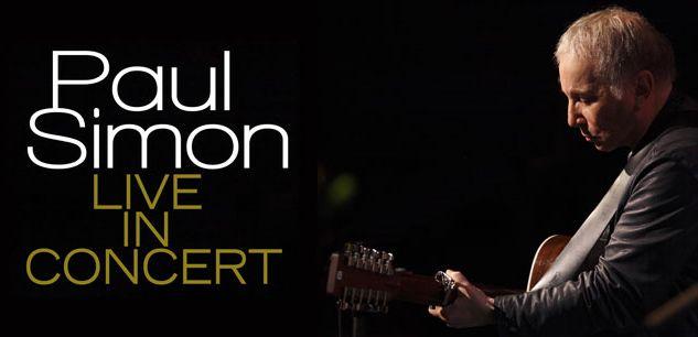Tour - Paul Simon - 2016
