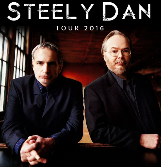 Tour - Steely Dan and Steve Winwood - 2016