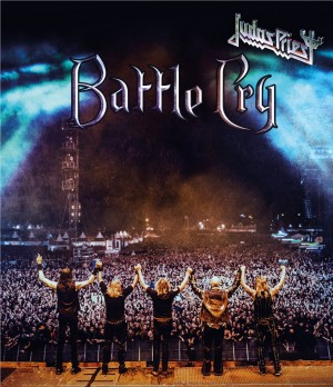 Bluray - Judas Priest - Battle Cry