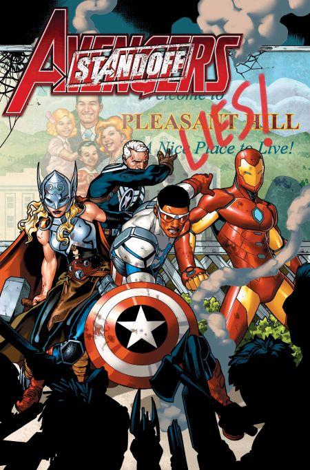 """Avengers Standoff - Pleasant Hill"" #1"