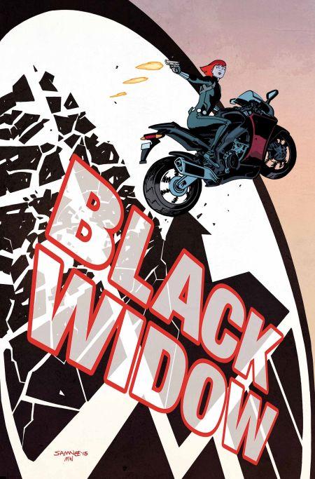 """Black Widow"" #1"