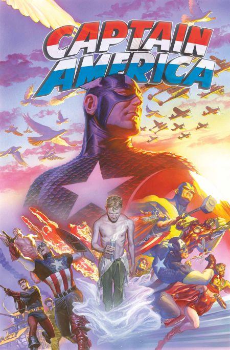 """""""Captain America Magazine"""" #1"""