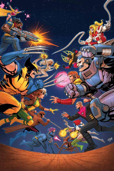 """ X-Men '92"" #1"