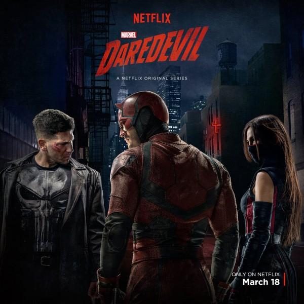 Photo - Marvels Daredevil - 2016