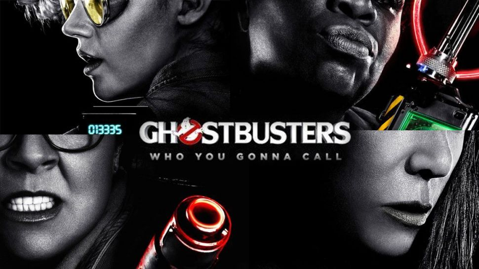 Poster - Ghostbusters - 2016