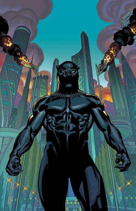 Comic - Black Panther 1 - 2016