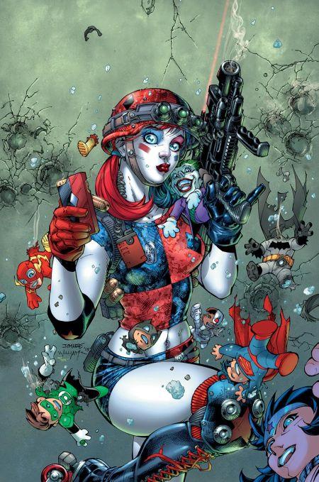 """Harley Quinn April Fool Special"" #1"