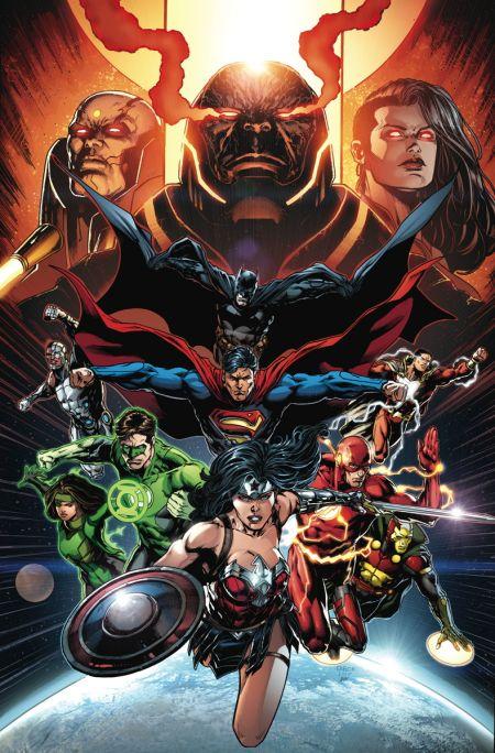 """""""Justice League"""" #50"""