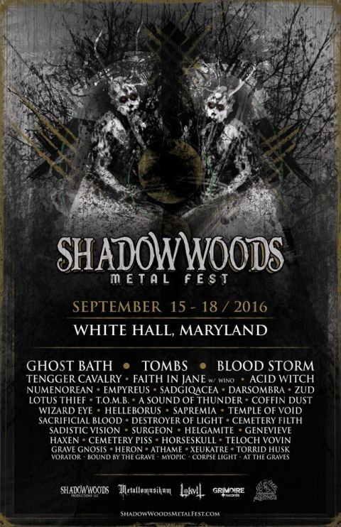 Festival - Shadowwoods - 2016