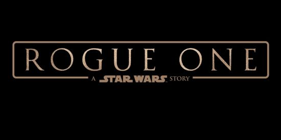 Logo - Rogue One A Star Wars Story