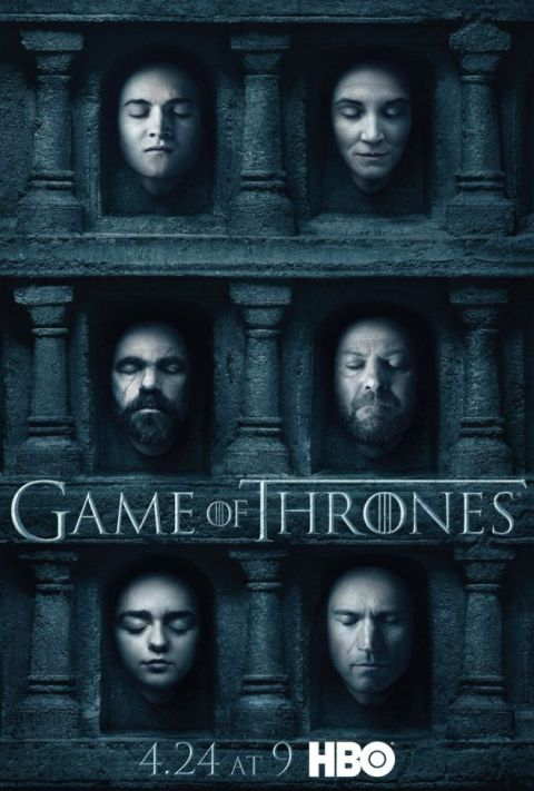 Poster - Game Of Thrones - S6