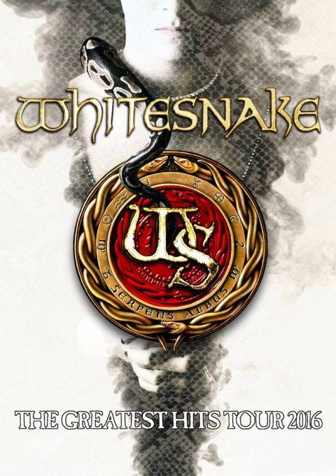 Tour - Whitesnake - Greatest Hits Tour 2016