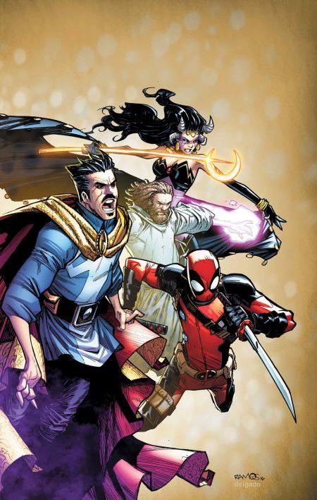 """Deadpool Last Days Of Magic"" #1"