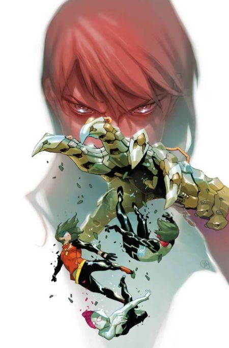 """""""Spider-Women Omega"""" #1"""