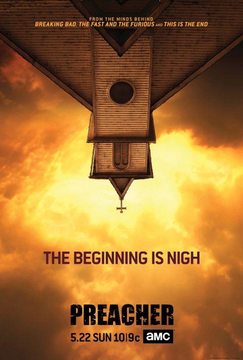 Poster - Preacher - S1 - 2016