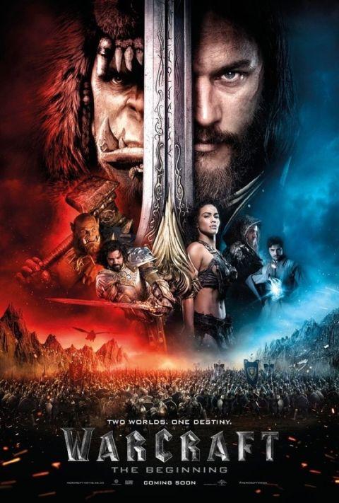 Poster - Warcraft - 2016
