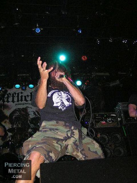 decrepit birth, decrepit birth concert photos, summer slaughter 2009