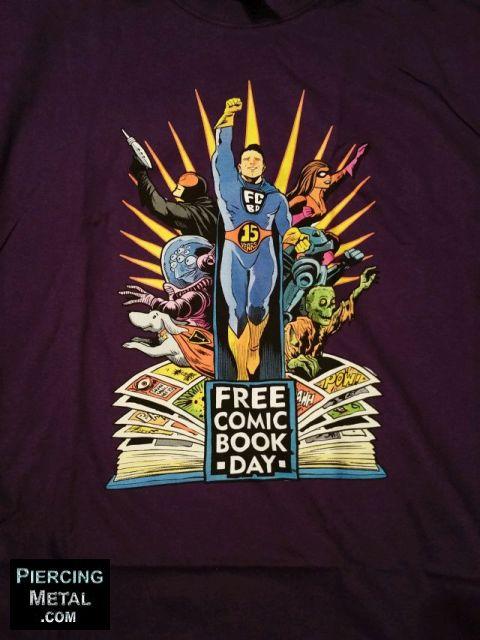 free comic book day 2016, fcbd, fcbd 2016