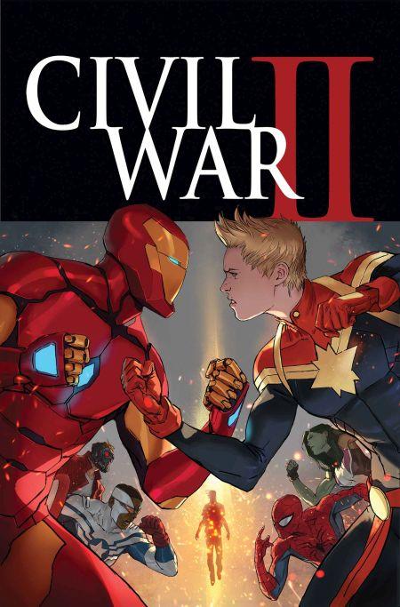 """""""Civil War II"""" #1"""