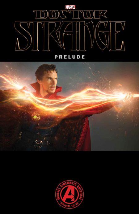 Comic - Doctor Strange Prelude 1 - 2016