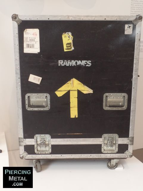 hey ho lets go: ramones and the birth of punk, ramones exhibit, queens museum