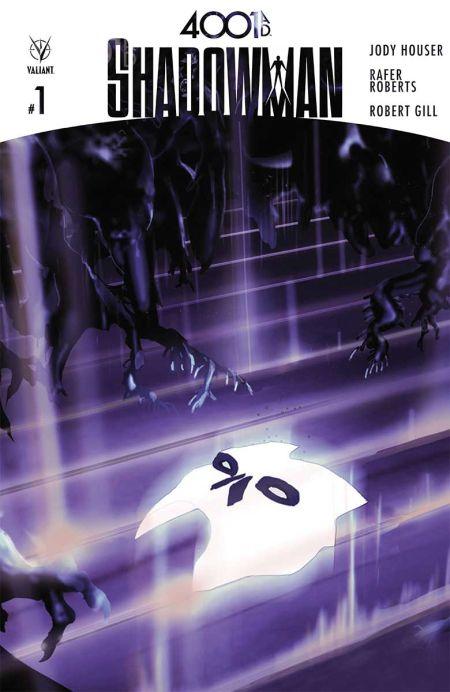 Comic - 4001 AD Shadowman 1 - 2016
