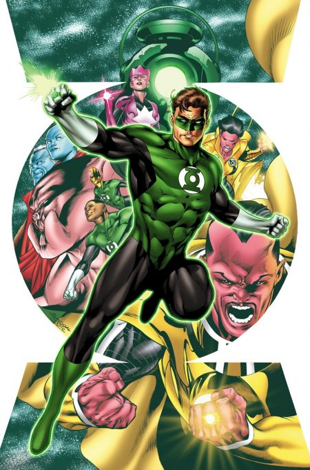 """Hal Jordan and The Green Lantern Corps"" #1"