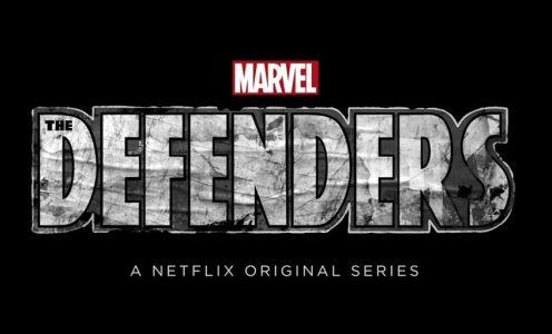 Logo - Marvel The Defenders