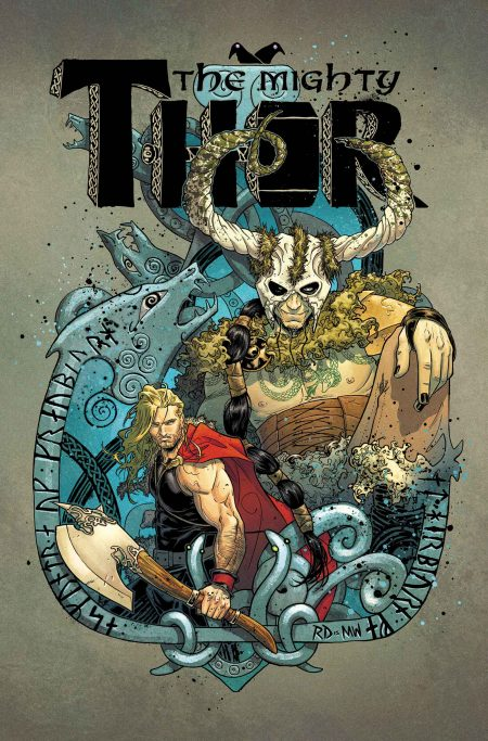 """True Believers: Mighty Thor - Strongest Viking There Is"" #1"