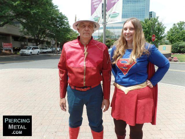 heroes and villains fan fest, heroes and villains fan fest 2016