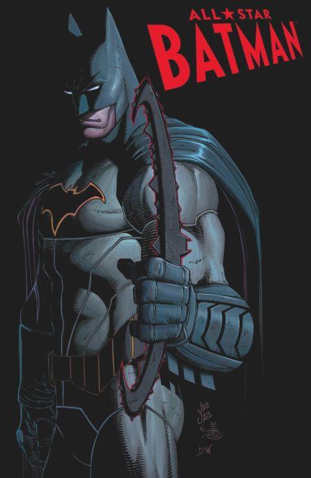 """""""All- Star Batman"""" #1"""